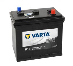 Varta batteri Promotive Black K13 6V 140Ah