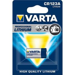 Varta CR123A litium batteri 3V