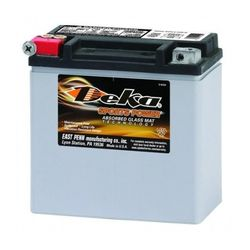 Deka MC batteri ETX14 12v 12Ah HD orginalbatteri