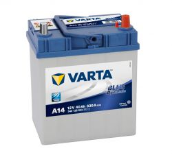 Varta batteri Blue Dynamic A14 12v 40Ah