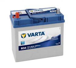 Varta batteri Blue Dynamic B34 12v 45Ah