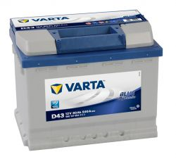 Varta batteri Blue Dynamic D43 12v 60Ah