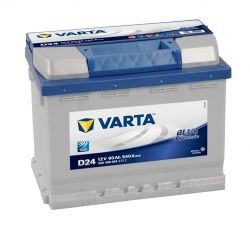 Varta batteri Blue Dynamic D24 12v 60Ah