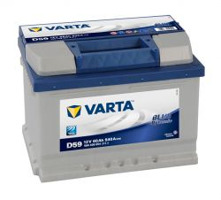 Varta batteri Blue Dynamic D59 12v 60Ah