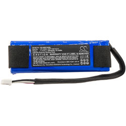 Harman/Kardon Go Play batteri 7,4v 3000mAh LIpo