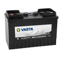 Varta batteri Promotive Black I5 12v 110Ah