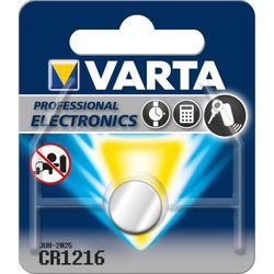 Varta CR1216 Lithiumbatteri 3V