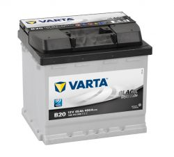 Varta batteri Black Dynamic B20 12v 45Ah