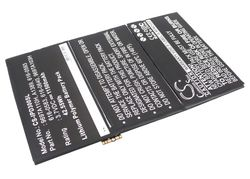Apple ipad 3 batteri 3,7V 11500mAh