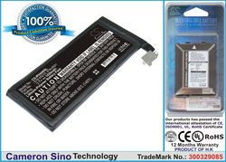 Mobil batteri Apple Iphone 4G   3,7V 1420mAh