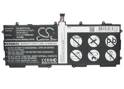 Samsung Galaxy Note 10.1 LTE Tablet Batteri 3,7v 7000mAh