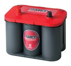 Optima Batteri Red Top RT S 4,2 12v 50Ah