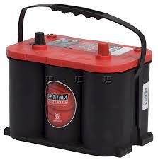 Optima Batteri Red Top RT R 4,2 12v 50Ah