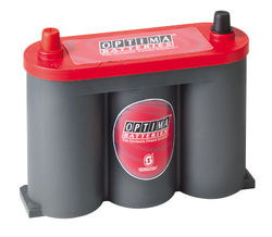 Optima Batteri Red Top RT S 2,1 6v 50Ah