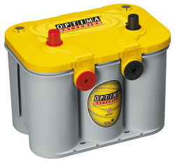 Optima Batteri Yellow Top YT U 4,2 12V 55Ah