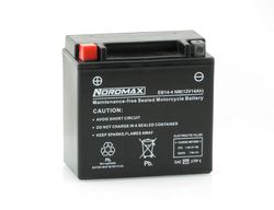Nordmax Auxiliary EB14-4 batteri 12V 14Ah