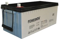 Powerxon AGM Deep Cycle batteri 12V 250Ah DS-250