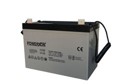 Powerxon AGM Deep Cycle batteri  12V 125Ah DS-125