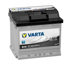 Varta batteri Black Dynamic B19 12v 45Ah
