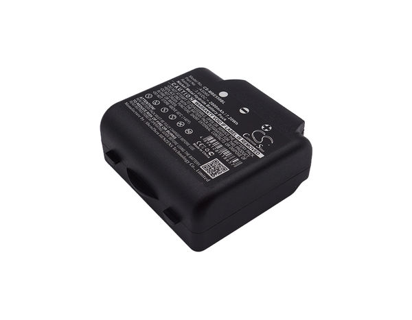 IMET AS 060 batteri 3,6V 2000mAh Ni-MH